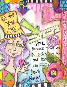 Art journal ideas by Shilpa