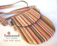 The HIP Mini Purse  Case for Cell Phone  by BoundtobeCreative, $29.50