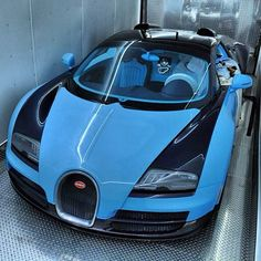 Ocean Blue Bugatti Veyron #coupon code nicesup123 gets 25% off at Skinception.com