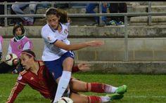 Futebol feminino: Portugal perde em Badajoz frente a uma Espanha mas forte