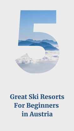 Find out which Austria resorts are best suited for skiers on their first winter holiday. With pros and cons for each of the five different choices. Austrian Ski Resorts, Ski Austria, Best Ski Resorts, Best Skis, Alpine Skiing, Skiers, Winter Sports, Winter Holidays, Where To Go