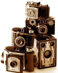 câmeras do vintage para venda | Antique Snapshot Câmeras de Fotografia - antiga Snapshot Câmeras Belas ... por dkwilson