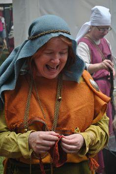 Turku | Travel blog -  Traditional dress