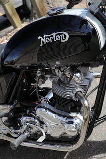 OldMotoDude: Norton Commando on display at the 2018 Classic Bike Show -- Lakewood, Co.