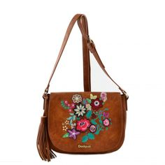 Tracollina Desigual con patta Varsovia Lily 67X51B3 - Scalia Group #desigual #borse #donna #handbags #color #winder #fallwinter #women