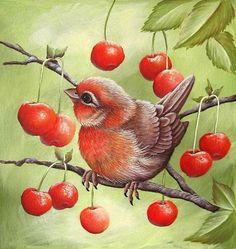 птичка-невеличка, оригинал