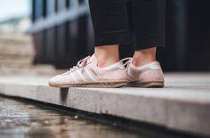 Vapour Pink Coats The adidas Originals Hamburg http://SneakersCartel.com #sneakers #shoes #kicks #jordan #lebron #nba #nike #adidas #reebok #airjordan #sneakerhead #fashion #sneakerscartel Check more at http://www.SneakersCartel.com