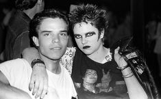 Punk and Punkette at the Starwood | Flickr - Photo Sharing!