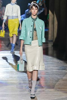 Marc Jacobs Spring 2012 Ready-to-Wear Fashion Show