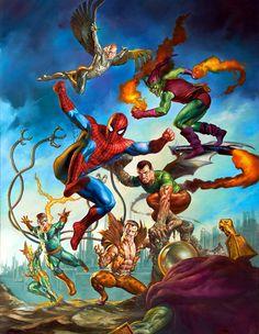 Новость: «Зловещая шестерка» может перебраться к Marvel