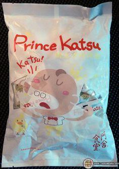 #1411: A-Sha Prince Katsu Snack Noodle - The Ramen Rater