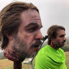 Walking Dead Season 9, The Walking Dead Telltale, The Walking Dead Tv, The Walking Dead Poster, Walking Dead Tv Series, Por Tras Das Cameras, Zombie Walk, Carl Grimes, Series Movies