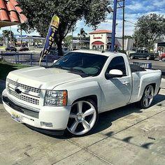Hot Rod Trucks, Mini Trucks, Gm Trucks, Cool Trucks, Custom Chevy Trucks, Chevy Pickup Trucks, Chevy Pickups, Dropped Trucks, Lowered Trucks