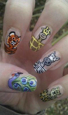 Nail Art Gallery by nailsmag.com