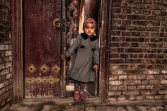 The little Uyghur lady~Kashgar by ~mimo~, via Flickr