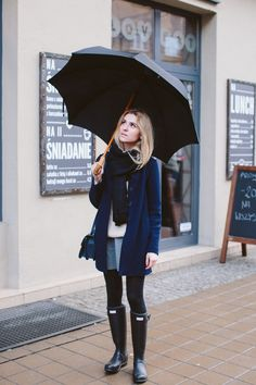 How To Style And Wear Hunter Boots