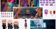 Corto de Disney: Inner Workings Completo y Desarrollo visual