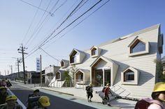Image 1 of 26 from gallery of Hirano Clinic / TSC Architects. Photograph by Masato Kawano / Nacasa&Partners Inc.