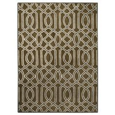 Threshold™ Traditional Lattice Wool Area Rug