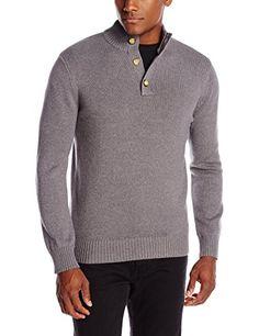 Mega Shop | Levi's Men's Riffey Mock Neck Sweater