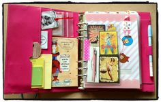 She's Eclectic: April Filofax photo-a-day challenge, day sixteen