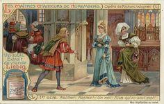 Munich et la Bavière, Louis II et Richard Wagner: Les maitres chanteurs par le collage: un texte de ...