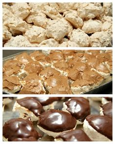 Delicious Sarah Bernhardt cookie. These are one of Iceland's favorite Christmas cookies. They may take a little time to prepare but they are so worth it! see the recipe