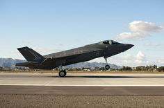 The first Royal Australian Air Force F-35A Lightning II jet landed at Luke Air Force Base marking the first international partner F-35 to arrive for training at the airbase in Arizona. On Dec. 18, ...