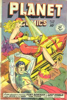 Planet Comics - 058