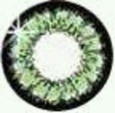 0ad465424c59f Lente verde com borda Lentes de contato com duração de até 3 anos,somos de