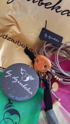 Bracelet #bydziubeka my new!