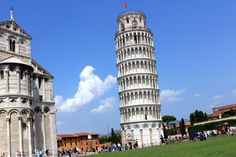 "The Leaning Tower of Pisa may be the world's greatest spot for a tourist photo, but there's a lot more to this centuries-old icon than lighthearted images of your friends and family ""holding up"" the tower..."