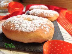 Ricetta Dessert : Ciambelle vegane al forno da Fulviaskitchen
