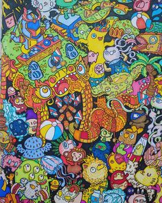 #doodlechaos #adultcolouring #relax #colour