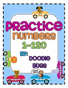 Number Unit! Numbers 1-120