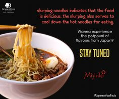 Wanna enjoy slurpilicious Japanese delicacies? We have a surprise for you. Stay Tuned...