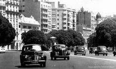 Street View, Vintage, Argentina, Antique Photos, Cities, Fotografia, Vintage Comics