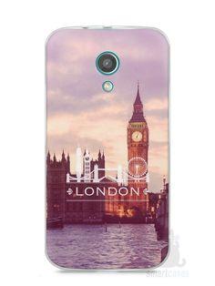 Capa Moto G2 Londres #1 - SmartCases - Acessórios para celulares e tablets :)