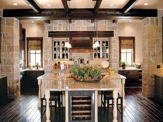 Small Home Interior Ranch Design Theme