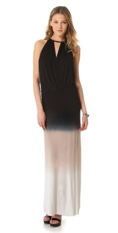 Young Fabulous & Broke Dyna Sunset Ombre Maxi Dress | SHOPBOP Save 20% with Code SPRINGEVENT