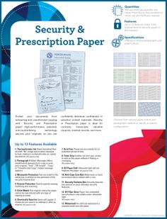 Do you need to protected security paper?
