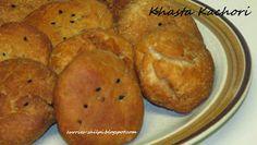 Indian Curries/Stew: Khasta Kachori
