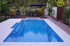 Having a pool sounds awesome especially if you are working with the best backyard pool landscaping ideas there is. How you design a proper backyard with a pool matters. Swimming Pool Prices, Swimming Pool Designs, Backyard Pool Landscaping, Backyard Pool Designs, Backyard Ideas, Landscaping Tips, My Pool, Pool Spa, Cabana
