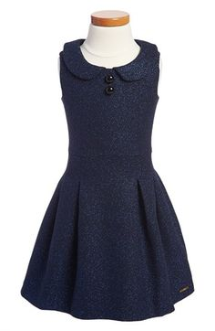 LITTLE MARC JACOBS Sleeveless Dress (Toddler Girls, Little Girls & Big Girls) available at #Nordstrom