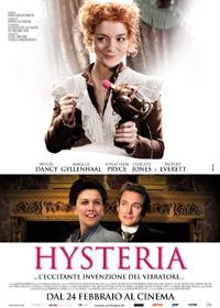 """Penny says: """"Tanya Wexler's new film 'Hysteria' is a marvel of 'loose/tight' properties. On the one hand, it's tremendously funny. On the other hand, I was always laughing through my tears. 2012 Movie, See Movie, Movie Tv, Comedy Movies, Hd Movies, Films, Sky Cinema, Maggie Gyllenhaal, Hugh Dancy"""