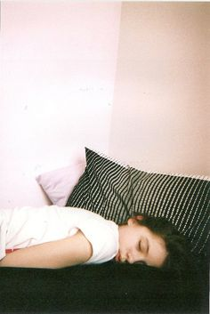 Sleep. Film Photography, Editorial Photography, I Love Sleep, Girl Sleeping, Sleeping Beauty, Daughter, Photoshoot, In This Moment, Portrait