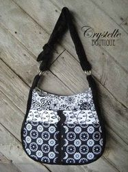 Free Purse Sewing Pattern - Download - Rachel Handbag - Dear Thistle