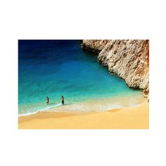Beach photography  Turquoise sea  Landscape photography by gonulk,