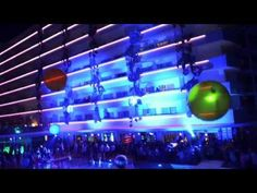 The Ushuaïa Tower Opening Party 2013 - Be Crazy