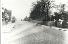 Bramhall Lane heading towards Davenport Train Station